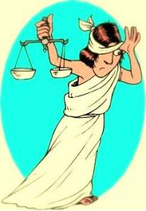 When Justice Ain't So Blind (pic)